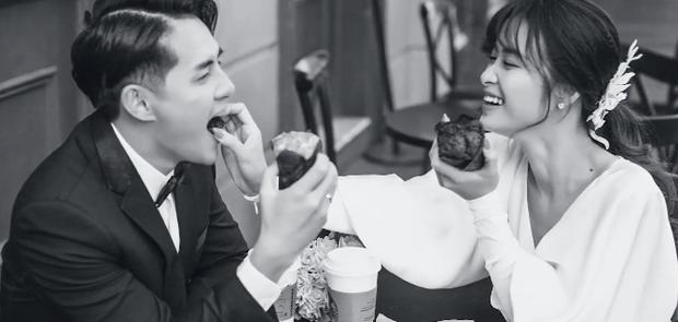 Đông Nhi - Ông Cao Thắng bất ngờ tung MV cho đám cưới cổ tích, xem rưng rưng vì toàn khoảnh khắc ngọt ngào - Ảnh 5.