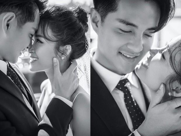 Nhìn Đông Nhi diện váy cưới, để tóc đơn giản mà vẫn xinh ngất, hẳn nàng nào cũng muốn làm bộ ảnh cưới xịn y chang - Ảnh 9.