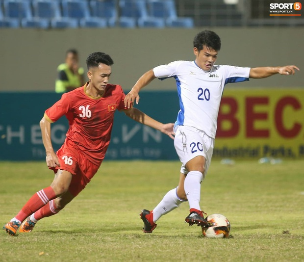 Tiền đạo hotboy tỏa sáng, U21 tuyển chọn Việt Nam phục hận thành công để lên ngôi vô địch giải U21 Quốc tế - Ảnh 5.