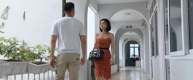 Lộ clip ghen lồng lộn của Khang phi công (Hoa Hồng Trên Ngực Trái): Ơ kìa San đi với tuần lộc mà cũng không yên? - Ảnh 3.