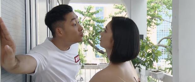 Lộ clip ghen lồng lộn của Khang phi công (Hoa Hồng Trên Ngực Trái): Ơ kìa San đi với tuần lộc mà cũng không yên? - Ảnh 5.