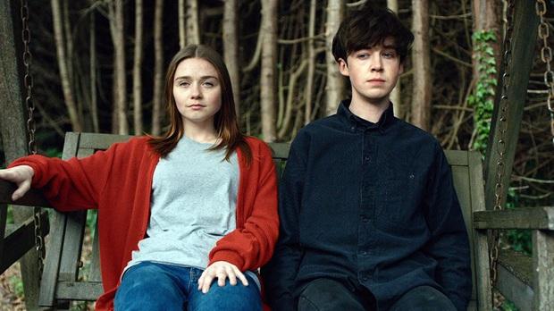 The End of the F***ing World: Thấm thía nỗi cô đơn tuổi dậy thì trong phim teen kì dị nhất trên Netflix - Ảnh 3.