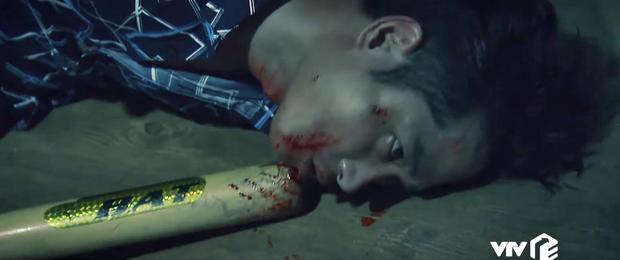 Preview Hoa Hồng Trên Ngực Trái tập 27: Sắp chết vẫn to mồm, Trà bị Thái tiễn một phát đi luôn - Ảnh 3.