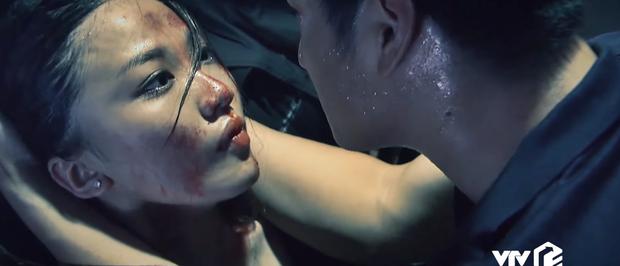 Ma nữ kem trộn của Hoa Hồng Trên Ngực Trái bất ngờ trở lại khiến Thái kinh hãi bỏ luôn âm mưu làm sát thủ - Ảnh 1.