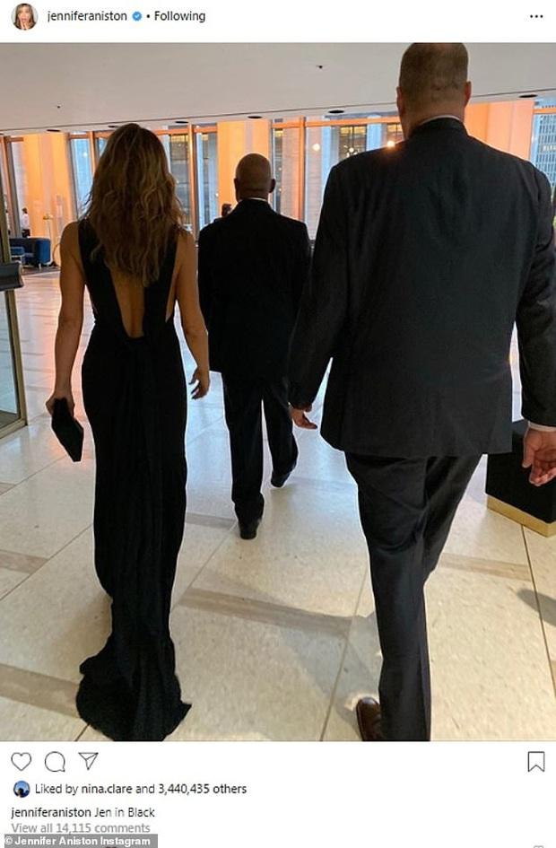 50 tuổi mà body đỉnh thế này, bảo sao Jennifer Aniston một thời khiến Brad Pitt say mê, Angelina kiêng dè - Ảnh 1.