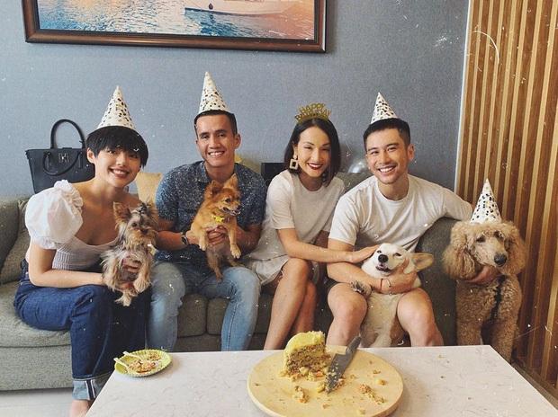 Điểm danh hội bạn thân hot nhất YouTube Việt: Đi đâu, chơi gì thậm chí đốt nhà nhau cũng ẵm về triệu view! - Ảnh 6.