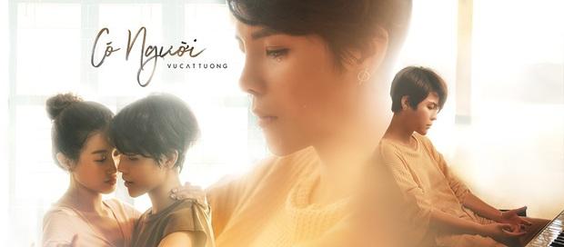 Sợ Vpop chưa khai thác đủ chủ đề LGBT, Vũ Cát Tường lại tiếp tục ra MV tình yêu bách hợp - Ảnh 2.