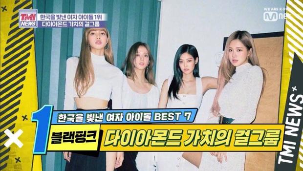 """7 girlgroup Kpop làm rạng danh Hàn Quốc: """"Tường thành"""" và """"nhóm nữ quốc dân thế hệ mới"""" vẫn phải chịu thua BLACKPINK - Ảnh 14."""