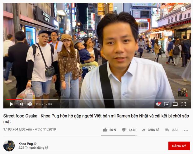 """Biến cũ chưa qua biến mới đã tới: Tố bị nhân viên người Việt """"chửi"""" khi chụp ảnh trong quán mì Nhật, Khoa Pug tiếp tục gây sóng gió MXH - Ảnh 2."""