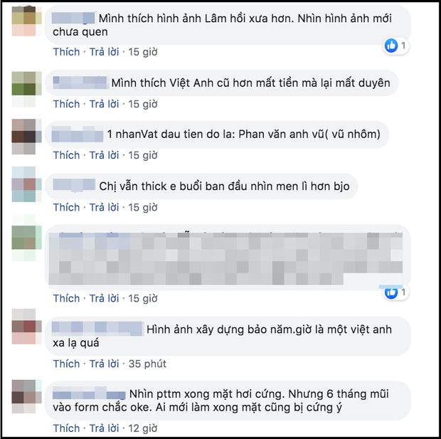 Việt Anh tích cực quay clip cận mặt sau hàng loạt tranh cãi chuyện thẩm mỹ nhưng vẫn nhận phản ứng trái chiều từ netizen - Ảnh 3.