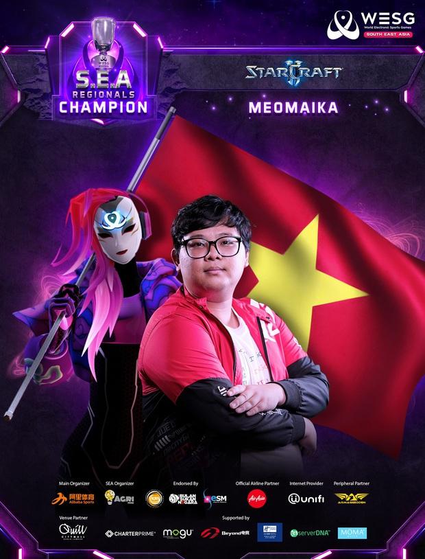 Vô địch WESG SEA 2019, Meomaika đang mở ra hy vọng lớn cho Esports Việt Nam tại SEA Games 30 - Ảnh 1.