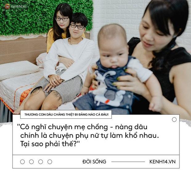 Bảng xếp hạng mẹ chồng xịn sò của hot girl: Người bày mưu cho con dâu có bầu, người tặng túi hiệu cả trăm triệu - Ảnh 3.