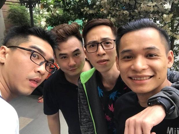 Điểm danh hội bạn thân hot nhất YouTube Việt: Đi đâu, chơi gì thậm chí đốt nhà nhau cũng ẵm về triệu view! - Ảnh 1.