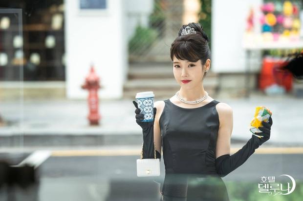Hãi hùng trước độ richkid của các tiểu thư phim Hàn: Ngọc Trinh đập hộp cũng chào thua chị Nguyệt IU - Ảnh 22.