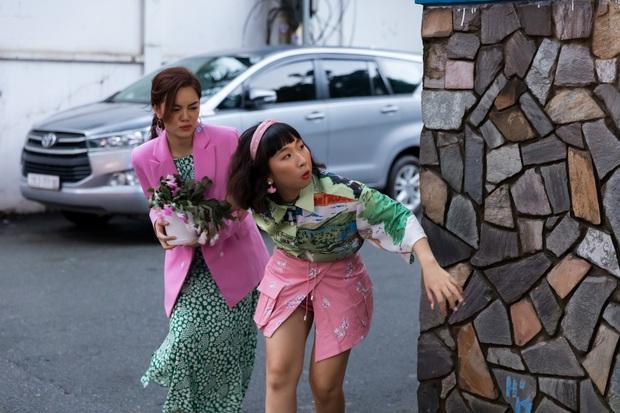 Phạm Quỳnh Anh cover Xiêu Lòng cùng Trang Hý nhắng nhít đến mức fan quên luôn cả danh hiệu bà chúa nhạc sầu Vpop - Ảnh 6.