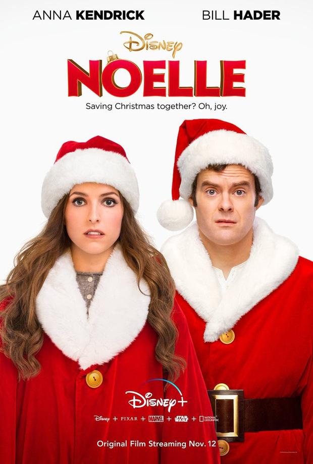 Phim Giáng Sinh 2019: Mẹ rồng cặp kè soái ca gốc Á, Disney tung hàng cạnh tranh Netflix - Ảnh 6.