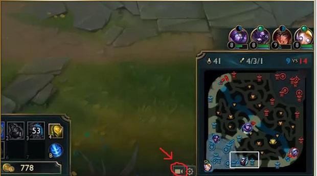 LMHT: Người chơi đang có những trải nghiệm rất tệ về bug bị khóa camera trong game - Ảnh 1.
