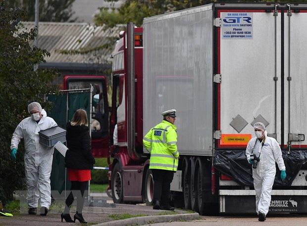 Cảnh sát Anh đang thúc đẩy xác nhận danh tính 39 người nhập cư - Ảnh 1.