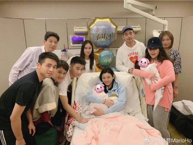 Vừa sinh con được 2 tuần, Ming Xi đã chuẩn bị sẵn sàng mang thai lần 2 để đáp ứng nguyện vọng của mẹ chồng? - Ảnh 1.