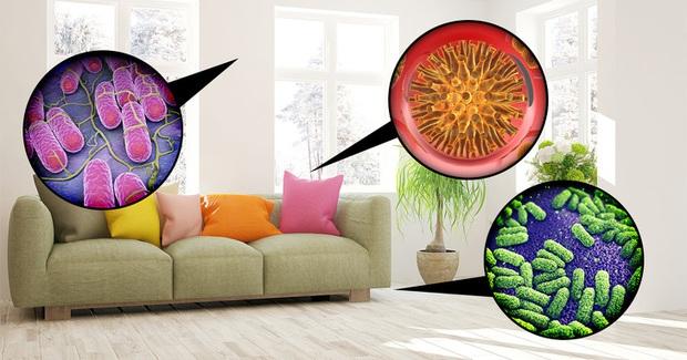 Bi kịch thời hiện đại: Ngoài trời ô nhiễm không khí nặng nhưng trong nhà thậm chí còn bẩn hơn, và đây là lý do tại sao - Ảnh 1.