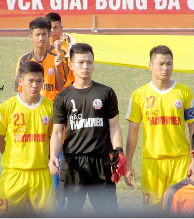 Dương Tùng Lâm: Chàng thủ môn điển trai với ước mơ được cùng U22 Việt Nam tham dự SEA Games 30 - Ảnh 1.