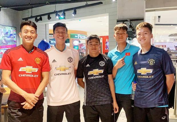Dương Tùng Lâm: Chàng thủ môn điển trai với ước mơ được cùng U22 Việt Nam tham dự SEA Games 30 - Ảnh 4.