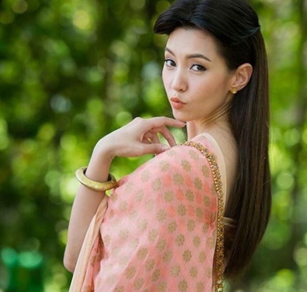 5 mĩ nhân cổ trang đẹp nhất xứ Thái: Bạn gái Sơn Tùng xinh đấy nhưng chưa thần thái bằng nàng thơ Yaya - Ảnh 6.