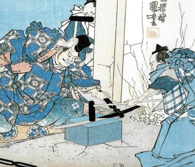 Bí ẩn thanh kiếm Linh hồn Samurai - niềm tự hào của kiếm sĩ Nhật Bản - Ảnh 3.