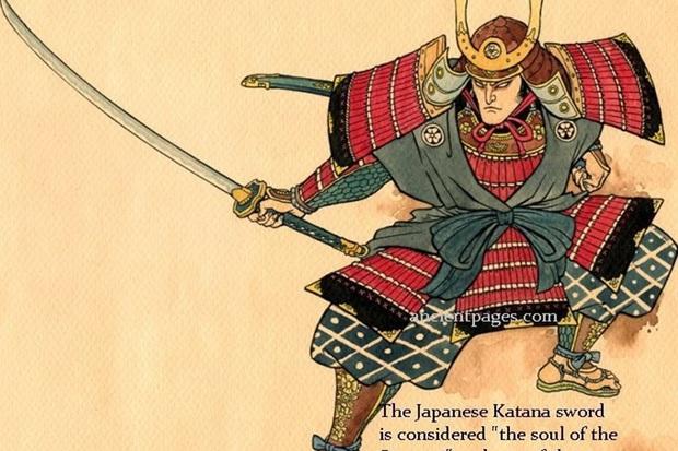 Bí ẩn thanh kiếm Linh hồn Samurai - niềm tự hào của kiếm sĩ Nhật Bản - Ảnh 1.