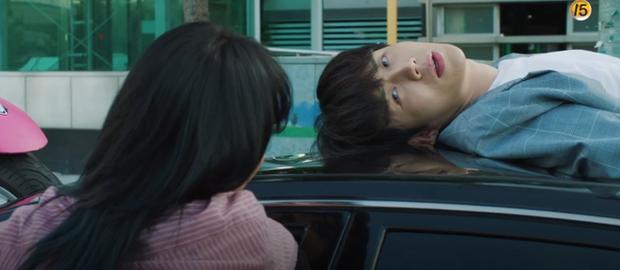 4 lí do xem ngay Catch The Ghost: Moon Geun Young làm hiệp sĩ đường phố, phim hình sự xem như tấu hề? - Ảnh 9.