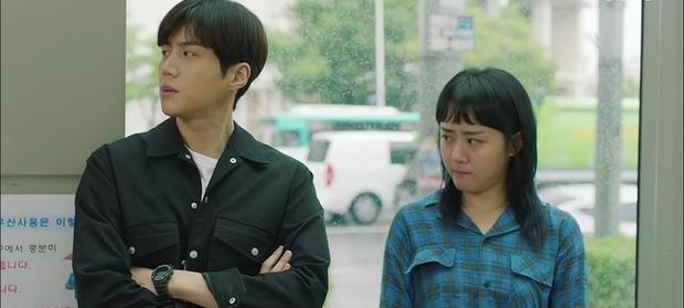 4 lí do xem ngay Catch The Ghost: Moon Geun Young làm hiệp sĩ đường phố, phim hình sự xem như tấu hề? - Ảnh 6.