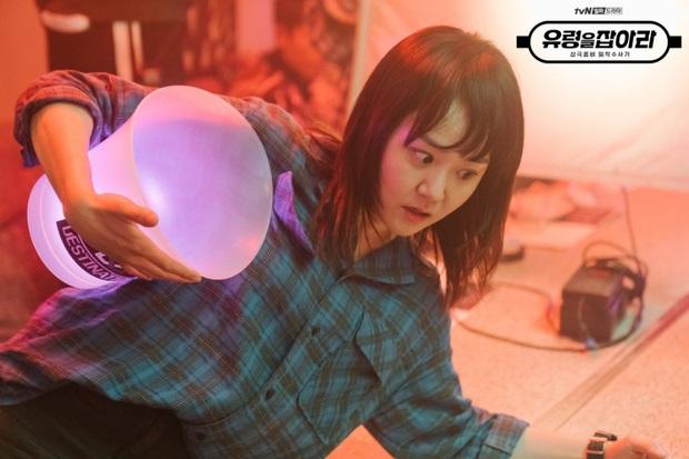 4 lí do xem ngay Catch The Ghost: Moon Geun Young làm hiệp sĩ đường phố, phim hình sự xem như tấu hề? - Ảnh 5.