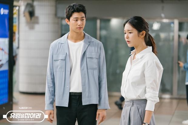 4 lí do xem ngay Catch The Ghost: Moon Geun Young làm hiệp sĩ đường phố, phim hình sự xem như tấu hề? - Ảnh 11.