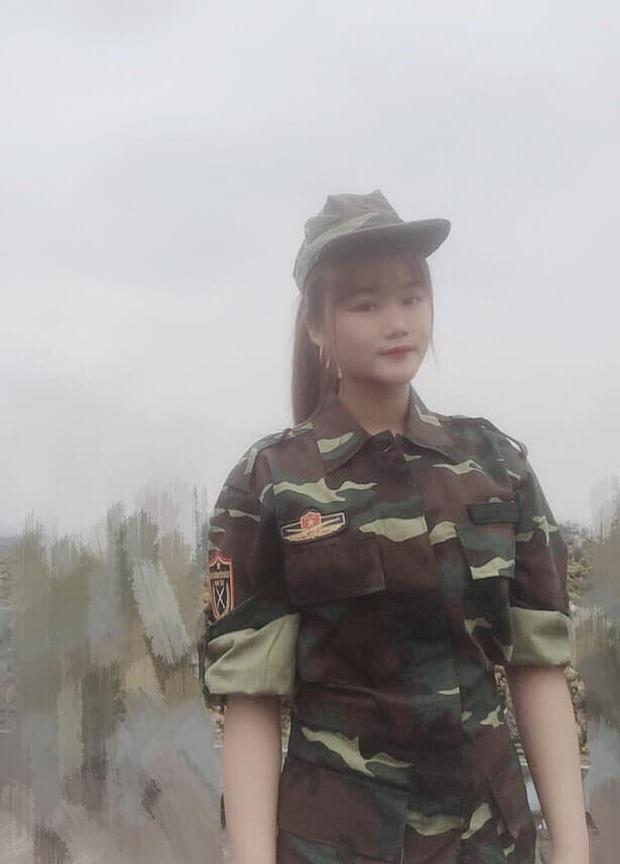 Bất chấp bị bố mẹ ngăn cản, nữ sinh Bắc Giang 18 tuổi bảo lưu đại học, nộp đơn lên đường đi nghĩa vụ quân sự - Ảnh 4.