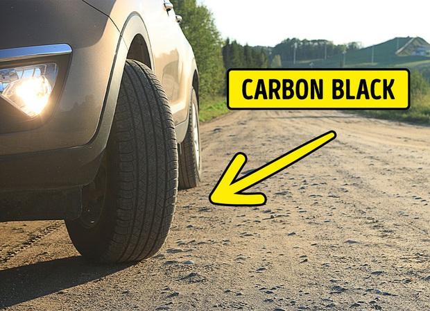Tại sao lốp xe màu đen mà giấy vệ sinh phải có màu trắng? Đây là lý do tại sao 9 thứ quen thuộc này phải có những màu sắc đặc biệt của riêng mình - Ảnh 3.