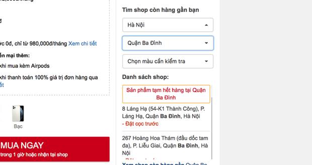 iPhone 11 Pro Max cháy hàng tại Việt Nam dù giá vẫn đang cao top đầu - Ảnh 4.