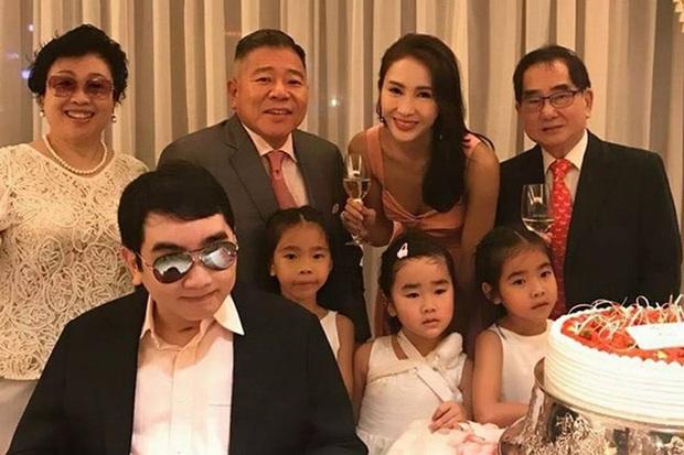 Triệu Mẫn Lê Tư sau 10 năm giải nghệ lấy đại gia tàn tật: Sống viên mãn, giàu có ở tuổi U50 - Ảnh 7.