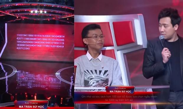 Nhà báo Lại Văn Sâm ôm đầu, tự tát, Trấn Thành chắp tay, cúi người... trước dàn Siêu trí tuệ Việt Nam - Ảnh 6.