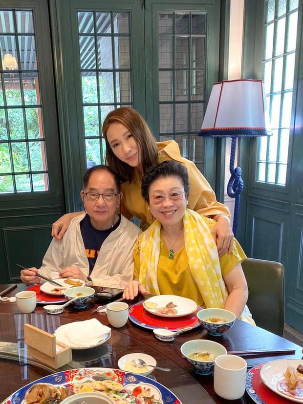 Triệu Mẫn Lê Tư sau 10 năm giải nghệ lấy đại gia tàn tật: Sống viên mãn, giàu có ở tuổi U50 - Ảnh 10.