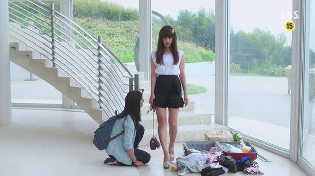 Hãi hùng trước độ richkid của các tiểu thư phim Hàn: Ngọc Trinh đập hộp cũng chào thua chị Nguyệt IU - Ảnh 12.