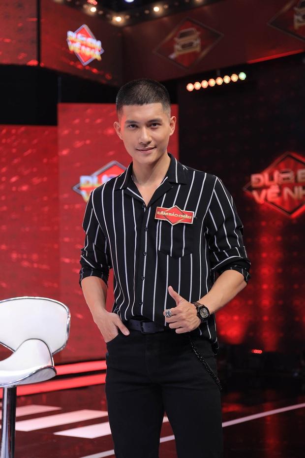 Sau Người ấy là ai?, chàng thị vệ của Chi Pu xuất hiện bảnh trai trên show mới - Ảnh 2.