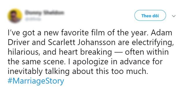 Phim của Scarlett Johansson được khen hết lời: Chuyện li hôn dở khóc dở cười, kịch tính như đánh trận - Ảnh 8.