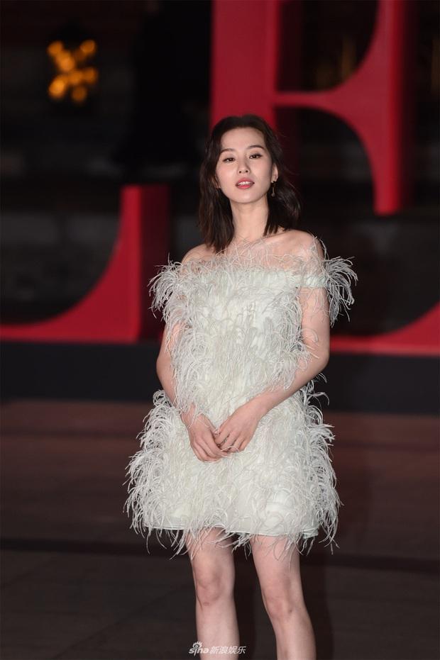 Thảm đỏ gắt nhất hôm nay: Tần Lam - Rosé đọ sắc khốc liệt, Lee Dong Wook khiến fan xịt máu mũi vì quá ma mị - Ảnh 2.