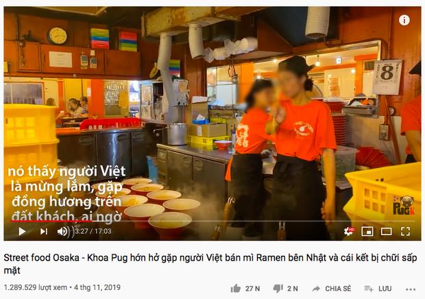 """Cuối cùng Khoa Pug cũng lên tiếng giải thích cho loạt vlog """"gây biến"""" ở Nhật: Kênh tôi làm không phải Khen Vlog, đã review là có khen có chê, có góc sáng góc khuất - Ảnh 3."""