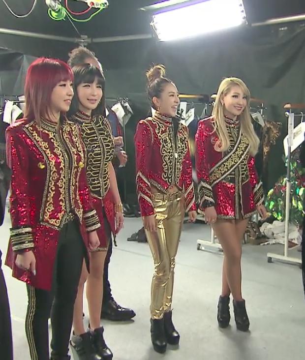 10 năm nhìn lại hành trình của 2NE1 trên show thực tế, lột xác nhất là CL! - Ảnh 5.