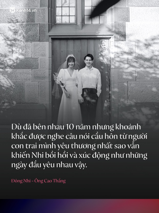 Trước đám cưới, điểm lại những câu nói ngôn tình chứng minh tình yêu ngọt nhất Vbiz của Đông Nhi và Ông Cao Thắng - Ảnh 2.