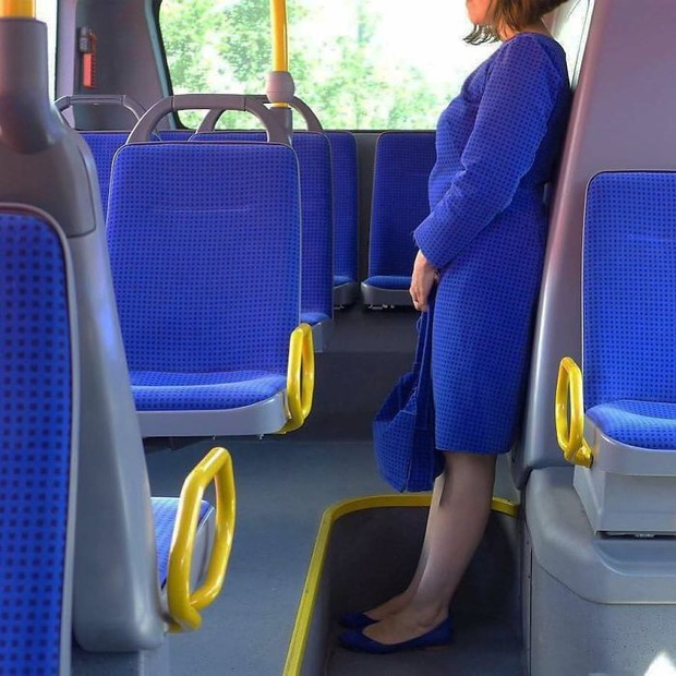Quỳ cả hai chân với những kì nhân dị sĩ xuất hiện trên phương tiện công cộng khắp bốn phương trời - Ảnh 5.