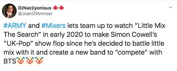 """Cha đẻ X Factor, American Idol tuyên bố cạnh tranh trực tiếp với BTS và KPOP khi tạo ra thể loại âm nhạc mới """"UK-pop"""" khiến cộng đồng mạng dậy sóng - Ảnh 5."""