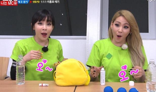 10 năm nhìn lại hành trình của 2NE1 trên show thực tế, lột xác nhất là CL! - Ảnh 24.