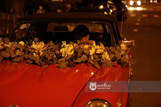 Cập nhật trước giờ rước dâu: Biệt thự của Đông Nhi trang hoàng lộng lẫy, Ông Cao Thắng đích thân lái thử xe hoa - Ảnh 8.